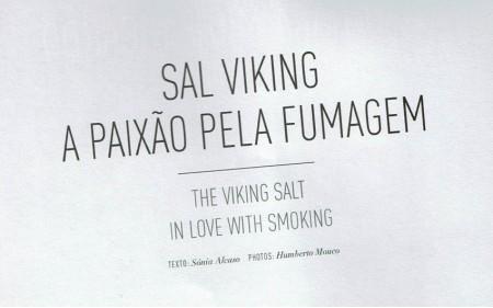Sal Viking - A Paixão pela Fumagem