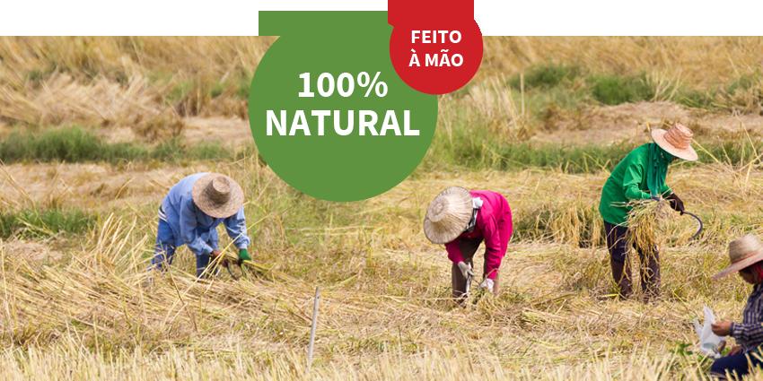 Venda a granel de arroz agulha ou basmati fumado e aromatizado